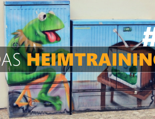 RICHTIG TRAINIEREN / DAS HEIMTRAINING #1