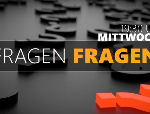 FRAGEN FRAGEN / DER LIVESTREAM