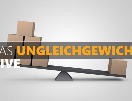 ANDERS DENKEN / DAS UNGLEICHGEWICHT